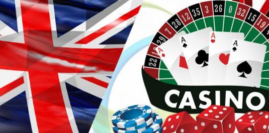 Try one of the UK's Biggest Casino Names with Casino UK
