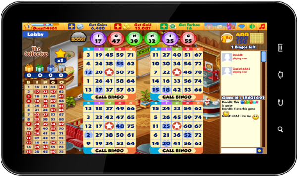 Android Pokies and Bingo