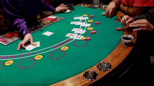 Blackjack – A Game of Strategy
