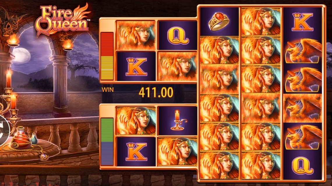 Fire Queen Slots Game Review & Guide for Players