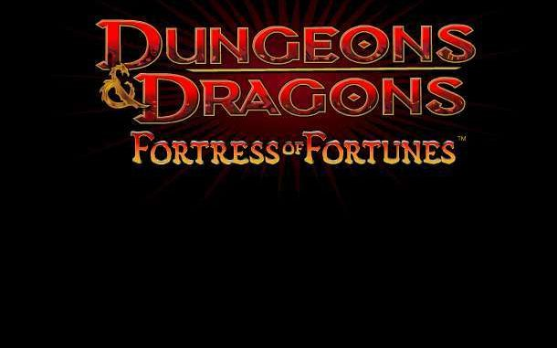 Dungeons and Dragons Fortress of Fortunes Online Video Slot Overview