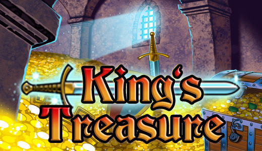 King's Treasure Video Slot Machine by Novomatic Review
