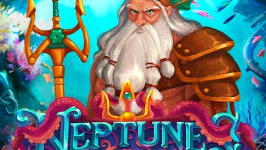 Neptune's Gold Slots GamePlay Takes Place Underwater