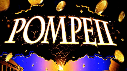 Pompeii Slot Game Inspired by The Ancient Story