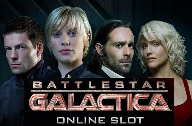 Battlestar Galactica Slots Overview