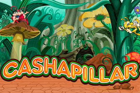 Cashapillar Online Slot Game Review