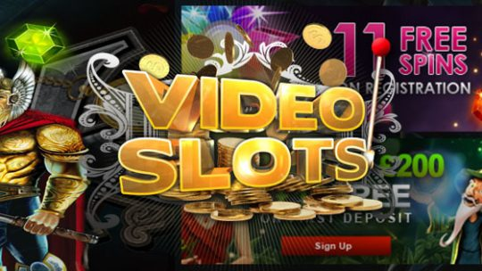 Free Video Slots Offer No Risk Fun