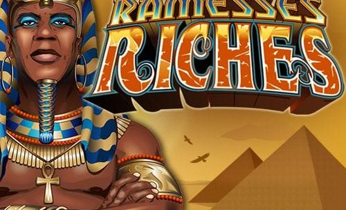 Popular Ramesses Riches by NetEnt Online Slot Review