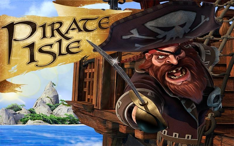 Amazing Pirate Isle 3D Online Slots Review